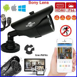 16CH 1080N DVR CCTV with 8X 2.4MP Sony Bullet Security Camera Video Recorder Kit