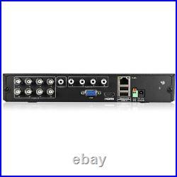 1TB HDD 8CH 1080N DVR Recorder CCTV 3000TVL 1080P 2MP Security Camera System Kit