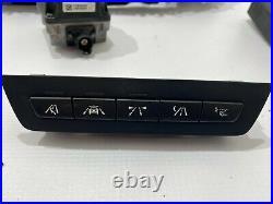 2015 Bmw F10 F11 5 Series Night Vision Camera Nivi 3 Set Kit 9322653 9247367