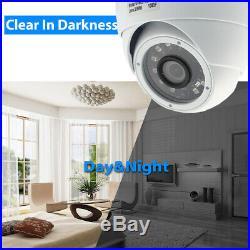 32CH CCTV Full HD DVR 1080P 2.4MP IR NightVision Camera Home Security System Kit