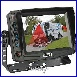 5monitor Reversing Camera System Kit For Forklift Farm Cotton Picker Seeder