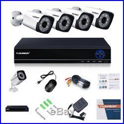 5mp Cctv System 8ch Dvr 4k Uhd Night Vision Outdoor Hd Camera Security Kit Ip66