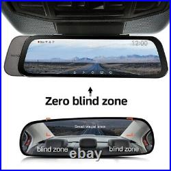 70mai Rearview Dash Cam Wide 1080P Auto Cam mirror car DVR 9.35'' Full Screen