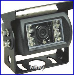 7 LCD Reversing Camera Kit, Suitable For Tractor, Lorry & Caravans