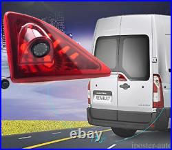 7 Monitor + IR Reversing Camera kit for Renault Master/Nissan NV400/Opel Movano