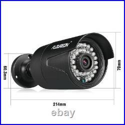 8CH 1080N AHD DVR + 8PCS 3000TVL 1080P Camera + 1TB HDD CCTV Security System Kit