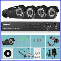 8CH 5IN1 1080N AHD HDIM DVR 3000TVL Outdoor Camera Security System Kits 1TB HDD