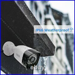 8CH AHD 1080P DVR CCTV Outdoor Security Camera System Kit 1TB Hard Drive Home IR