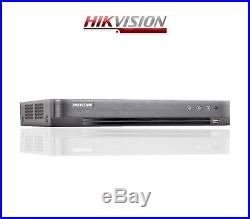 8MP DVR Hikvision 4K CCTV HD 5MP Night Vision Outdoor Home Security System Kit