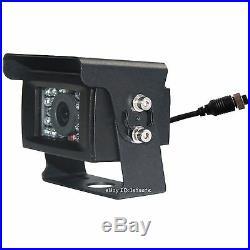9 Digital Reversing Camera Kit System 2 Rear View Cameras For Van, Box Truck