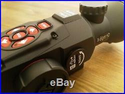 ATN X-Sight II HD 5-20x50 Digital Day/Night Riflescope Hunting Kit