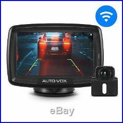 AUTO-VOX CS-2 Digital Wireless Reversing Camera Kit Stable Signal Rear Camera