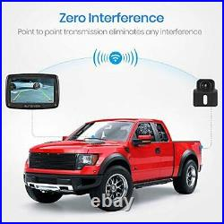 AUTO-VOX CS-2 Digital Wireless Reversing Camera kit, Stable Signal Rear Camera