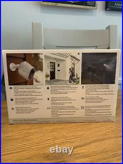 Arlo Essential Spotlight 3 Cameras Kit 1080p CCTV WiFi Security System Black New