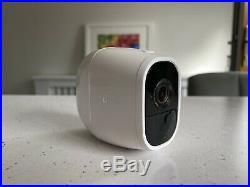 Arlo Pro 2 VMS4230P-1 Camera Kit Night Vision Indoor Outdoor 2 Way Audio Battery