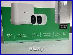 Arlo Pro 2 VMS4230p-1.1 Camera Kit Night Vision Indoor Outdoor 2WayAudio Battery