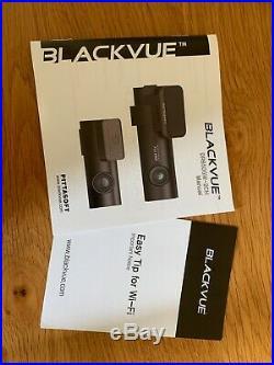 Blackvue DR650GW-2CH Front & Rear FHD/HD Cloud Dashcam and PowerMagic Kit