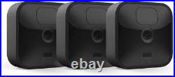 Blink Outdoor Wireless Security Camera 1080p with 2 Year Battery 3 Camera Kit