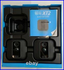 Blink XT2 Indoor/Outdoor Wi-Fi Wire-Free HD 1080p Security Camera 2 Camera Kit