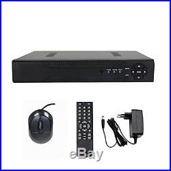 CASPERi HD 2MP 1080P Night Vision Complete CCTV Security Camera System Kit