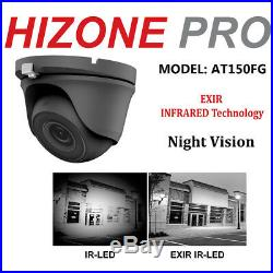 CCTV Full HD 1080P 8MP 5MP Night Vision Outdoor DVR Home Security System Kit