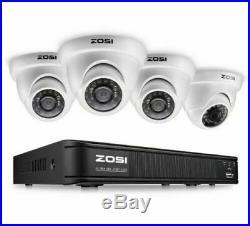 Camara 4 De Seguridad Para Casa profesional Vision Noche Deteccin de Movimiento