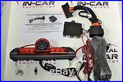 Citroen Relay Reverse Camera Kit for O. E. M. Radio