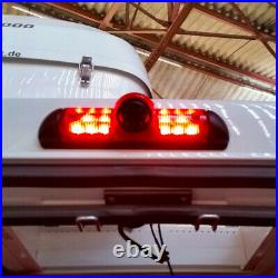 Citroen Relay Van 2006 2021 Reversing Camera Kit With Integrated Brake Light
