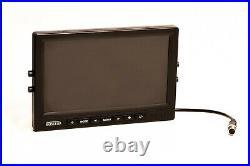 DVS Kit System HD Camera, Side Scan Sensors, Left Turn Alert, HGV Lorry/Truck TfL