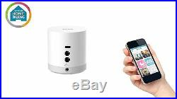 D-Link DCH-107KT mydlink Home Smart Security Wi Fi Starter Kit iOS & Android