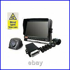 Direct Vision Safety Standard DVS Kit with GPS Speed detector Durite 4-776-58