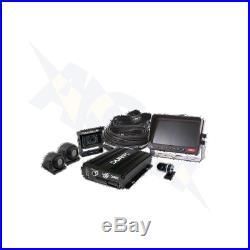 Durite 0-775-76 HD 4-Channel DVR 4 Cameras Full Kit Side Rear Forward Facing etc