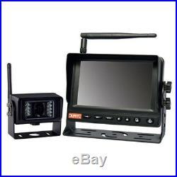 Durite 0-776-39 Wireless CCTV Reverse Camera Kit 5 Colour Infrared Monitor