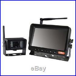 Durite 0-776-41 Wireless CCTV Reverse Camera Kit 7 Colour Infrared Monitor