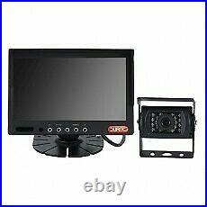 Durite 0-776-66 Reverse Camera 7 Colour Monitor And Camera Kit 12/24v