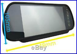Easy-Fit Hi-Res Reversing Camera Kit Sprinter Van roof CCD Camera PM37W