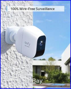 EufyCam E 2-Cam Kit Wireless Home Security Camera, 1-Year Battery Life, 1080p