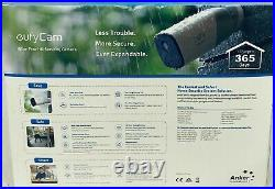 Eufy Wireless Home Security Camera 2-Cam Kit Brand New Factory Sealed