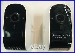 Eufy Wireless Home Security Camera System 1080p HD IP65 Night Vision 2-Cam Kit