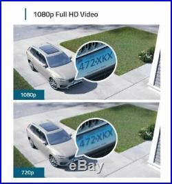 Eufy eufyCam E Wireless Home Security Camera System 1080p HD IP65 1-Cam Kit