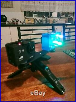 FS'Full Spectrum' camera kit for Ghost Hunting, complete night vision camcorder