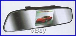 Fiat Ducato, Citroen Relay, Peugeot Boxer Rear Brake Light Reversing Camera Kit