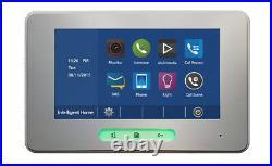 Fingerprint Steel Doorbell with Alecto Monitor Video Door Entry Kit 2-wire