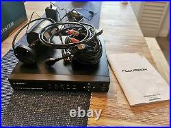 Floureon 5IN1 HDMI DVR 1080P CCTV Camera Home Surveillance Security System Kit