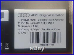 Genuine Audi Universal Traffic Recorder / Dash Cam UTR Front Kit 4G0063511E