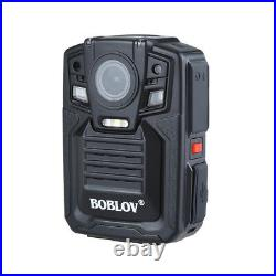 HD66 Police DVR 33MP Camera 64GB Lens Body Worn Camera Wide Angle Security Kit