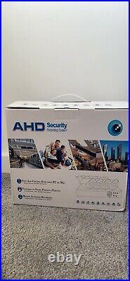 HD CCTV Kit 4 Cameras with 500GB Recorder