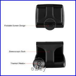 HD Car Reversing Camera 170°+ 4.3 LCD Monitor Rear View Kit Night Vision