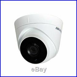 HIKVISION 5MP CCTV SYSTEM 4/8 CH DVR 4K Ultra HD CAMERA KIT 40M Night Vision IR
