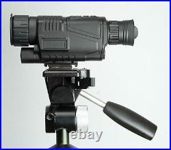 Hawke NV1000 5 x 40 Digital Night Vision KIT + records Photos & Video (UK Stock)